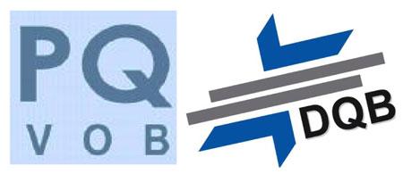 Präqualifizierungsverfahren nach PQ-VOB
